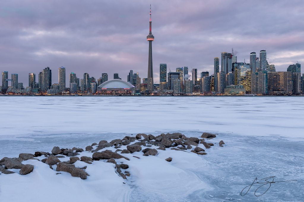 Cityscape: Toronto, Toronto, Canada by Jon Barker