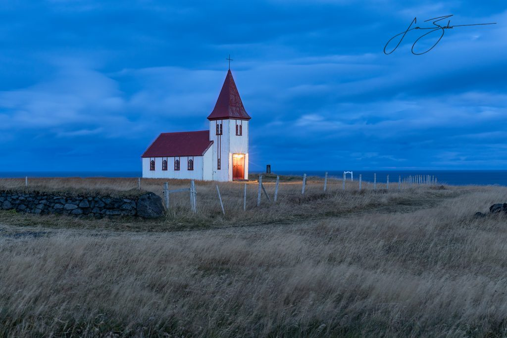 Shelter - Iceland by Jon Barker