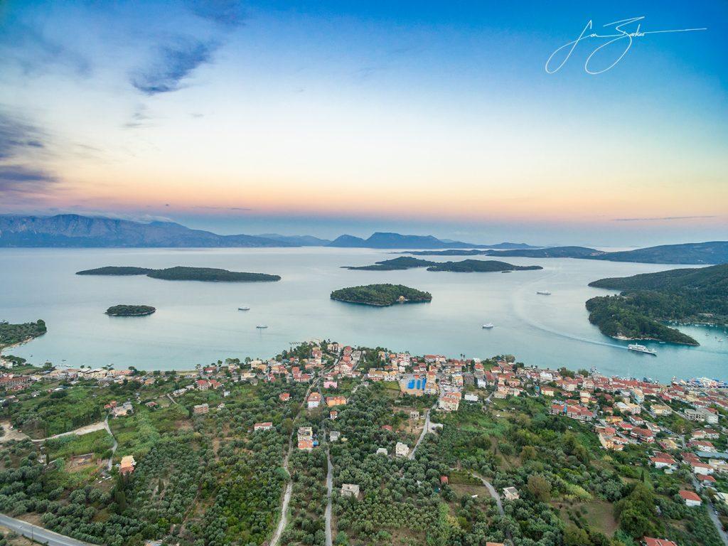 Ionian Gems in Lefkada by Jon Barker