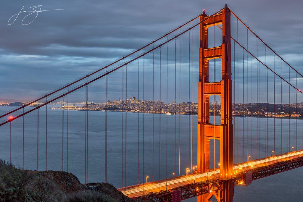 Cityscape: San Francisco - San Francisco, USA by Jon Barker