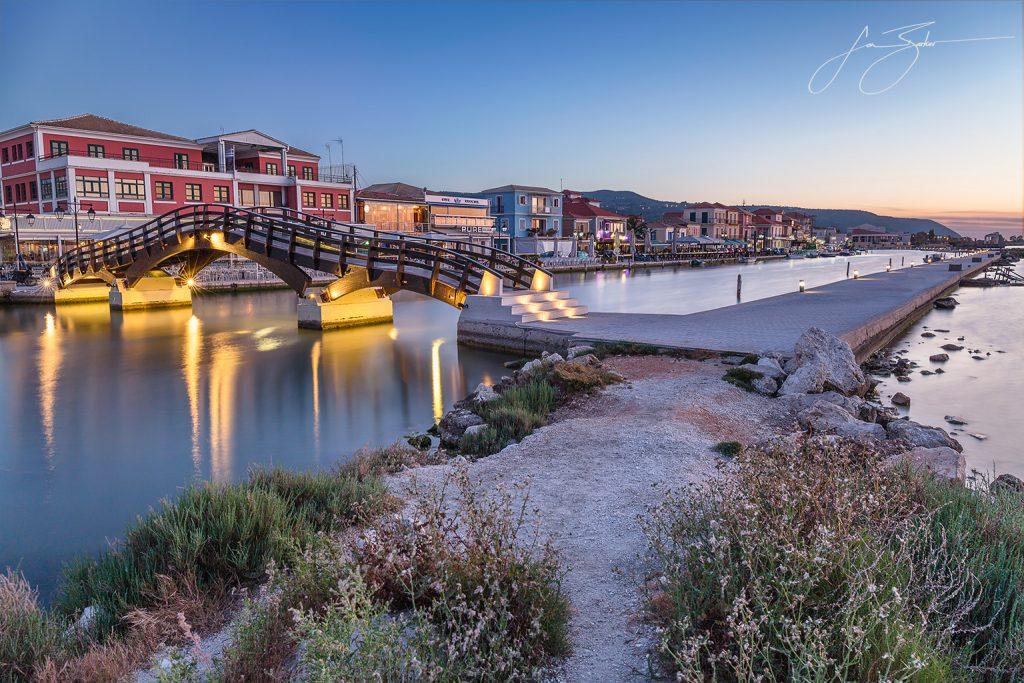Romantic Visions - Lefkada, Greece by Jon Barker