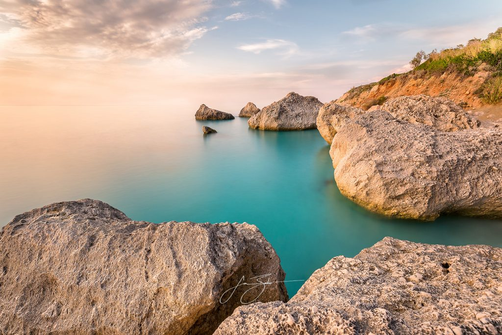Calm & Serenity in Lefkada by Jon Barker