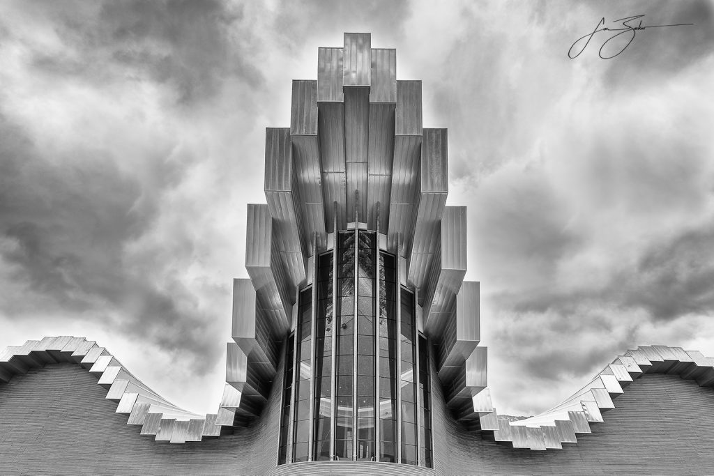 Ysios - Logroño, Spain by Jon Barker